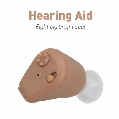 New Acousticon Portable Mini In Ear Hearing Aid Aids Best Sound Amplifier
