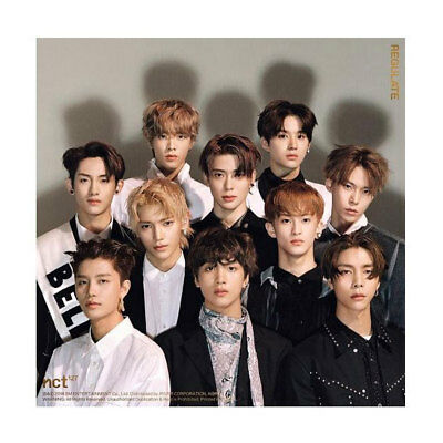NCT #127 REGULATE by NCT 127 The 1st Album Repackage [Cover Random]