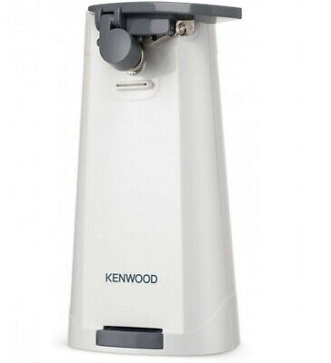 Kenwood Electric Can Bottle Opener Automatic Tin Kitchen Knife Sharpener 3in1