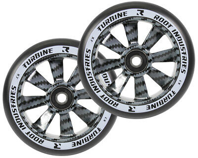 Root Industries Turbine 110mm Wheels Wrapped Pair Pro Scooter Wheels
