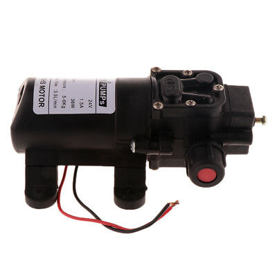 Electric Water Pump Agricultural Watering Gardening Pump Car Boat Washing