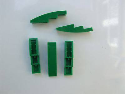 5 x Lego White Brick with bow 1x4-6045936 Parts /& Pieces
