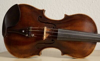 Mathias Albanus very old violin viola Bratsche fiddle Geige 805