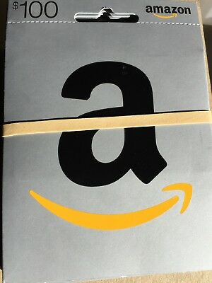 Unactivated Amazon $100 Gift Cards Pack Of 20