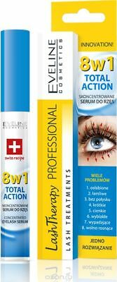 Eveline Cosmetics Lash Therapy 8in1 Total Action