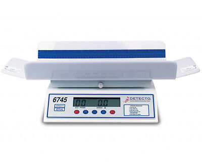 BABY SCALE DIGITAL 30 lb x .1 oz / 15 kg x .005 kg INFANT - 6745