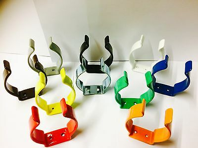 Terry Clips SUPER TYPE To Grip 50mm to 90mm CHOICE 10 Finishes UK MADE Multi QTY