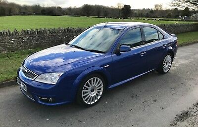 2006 Ford Mondeo St 2.2 155 - Fsh 12 Stamps - 1 Owner - Lovely Condition