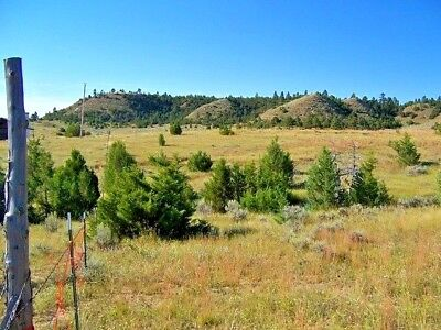 20 Acres Moon Valley Ranch Montana Power North Miles City