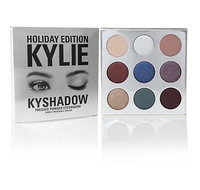 Kylie Jenner The Holiday Palette | Kyshadow (Eyeshadow) Cosmetics Collection Uk