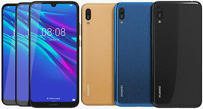 Brand New Huawei Y6 Black 2018 Model Unlock 4G Lte Smart Phone Android 13Mp