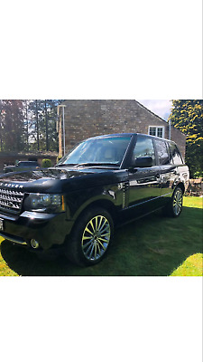 Range Rover 4.4 TDV8 Westminster 5dr Auto, TV with DUAL VIEW Fixed Price