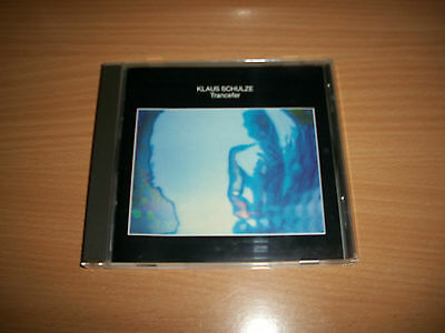 Klaus Schulze - Trancefer Cd Brain Mint / Como Nuevo