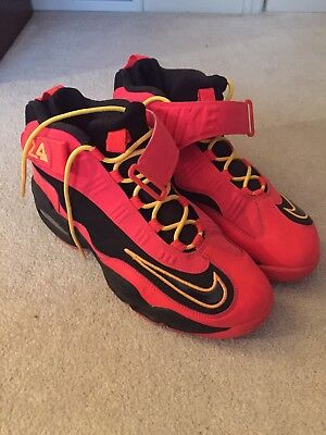 low priced b5423 93a1a Nike Air Griffey Max 1 Crimson Red