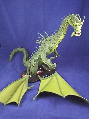 WizKids - Heroclix - Marvel - Fin Fang Foom Exclusive - Damaged Wing