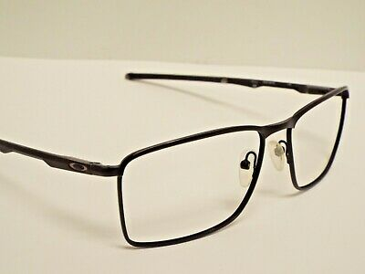 6165e1e2c7 Authentic Oakley OO4106-01 Conductor 6 Matte Black Sunglasses Metal Frame   258