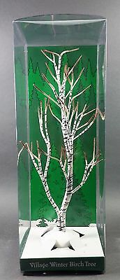 Dept 56 ~ Village Winter Birch Tree (52167)   **NEW**