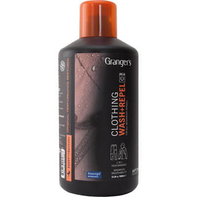 Grangers 2 In 1 Clothing Wash and Repel - 1 Litre Waterproofer