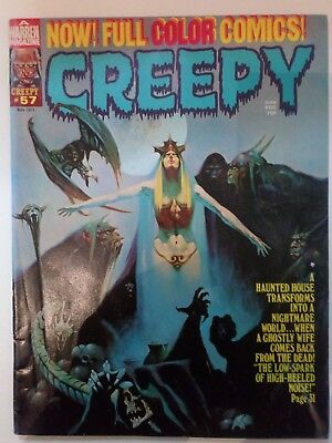 Creepy #57 - Original Warren magazine