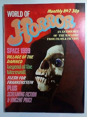 World Of Horror #7