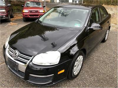 2006 Jetta Value Edition 2006 Volkswagen Jetta Sedan Value Edition 209,845 Miles Black 4dr Car 2.5L I5 Au