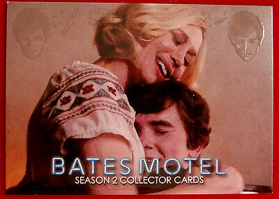 BATES MOTEL Season 2 - COMPLETE Love / Hate CHASE SET (9 cards) - LH1 to LH9