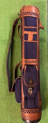 Belding Stovepipe Caddy Golf Bag,.....Hickory Player Bag