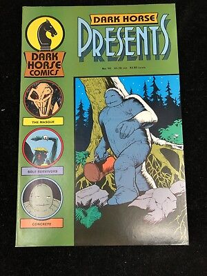 Dark Horse Presents #10 | Key Issue - 1st Appearance of the Mask | NM