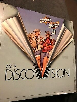 Smokey And The Bandit 2 Laser Disc
