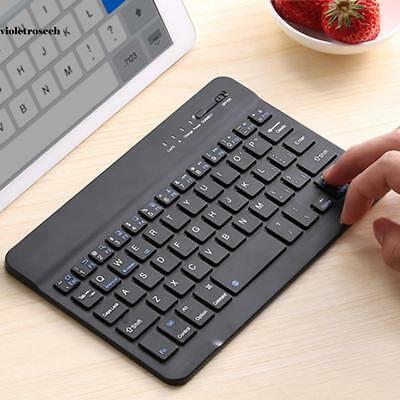 Rechargeable Wireless Bluetooth Mini Keyboard For IOS Android Windows VILR