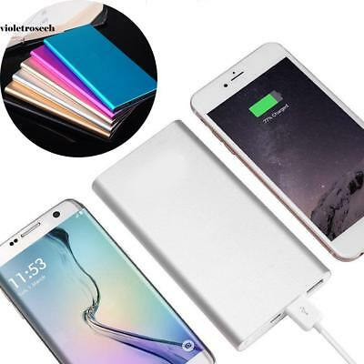 Ultra-thin 20000mAh Portable External Battery Charger Power Bank for VILR
