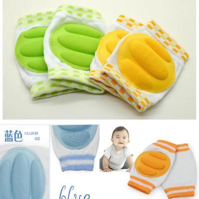 New Toddlers Baby Infants Kids Knee Pad Elbow Crawling Cushion Protector