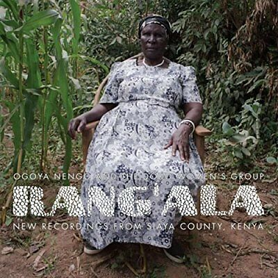 Audio CD Rang'ala : New Recordings From Siaya County, Kenya Musica (alu)