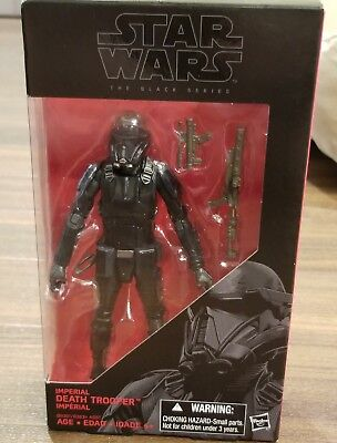 Star Wars The Black Series Death Star Trooper 6-inch Figure - New in box