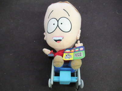 2000 Comedy Central South Park Timmy Plush Doll With Original Tag  Ty083