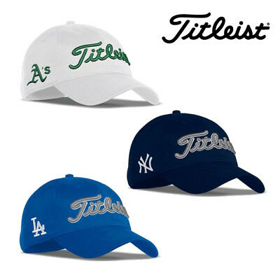 06a547bc8eb  US  Titleist Golf MLB Tour Performance Hat Adjustable TH7APMLB Cap LA