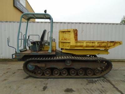 Yanmar C50r-3 Tracked Dumper, Choice of 7 available ex stock