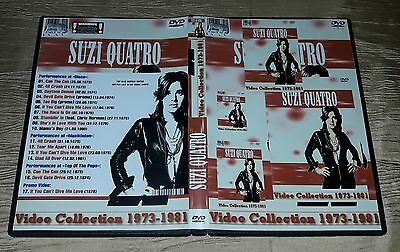 Suzi Quatro - Video Collection 1973-1981 & Chris Norman DVD SPECIAL FAN EDITION