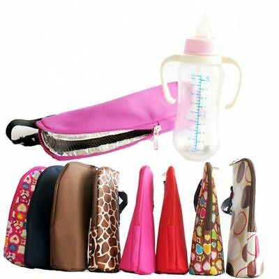 Hanging Waterproof Bottle Warmers Insulation Bags Baby Food Storage Organizer