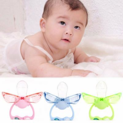 Safety Silicone Kids Care Toddler Baby Pacifier Dummy Soother Infant Nipples