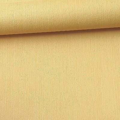 Fresh Yellow Plain Wallpaper Textured Luxury Thick Heavy Quality Smart