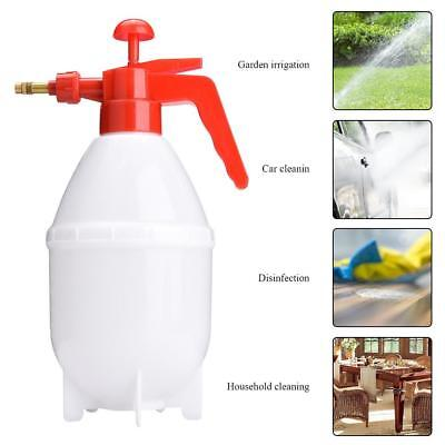 Portable 1.5L Chemical Sprayer Pressure Garden Spray Bottle Handheld Sprayer NEW