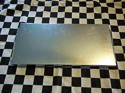 6 New- 8 X 14 Inch Hvac Duct Work End Cap Galvanized Sheet Metal Building Supply