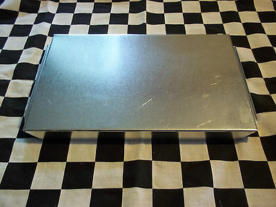 6 New - 10 X 12 Inch Hvac Duct End Cap Galvanized Sheet Metal Building Supply