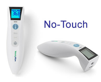 CareTemp™ Touch Free Thermometer - Welch Allyn. Brand new in box