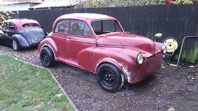 1961 Morris Minor Modified Project