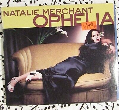 Natalie Merchant-Ophelia-Excellent cond. LOOK Shps Wrldwd SEE OTHER ITEMS
