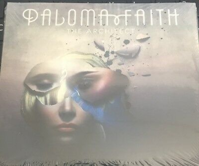 Paloma Faith : The Architect CD (2017) Deluxe EDT