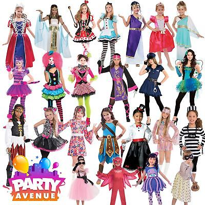 Girls Fancy Dress Book Week Theme Costumes Dress Up Lot