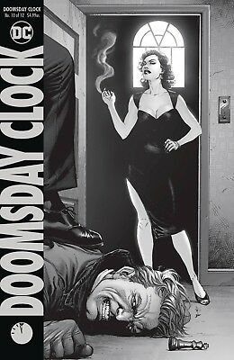 Doomsday Clock #10 - Cover A - Dc - Presale March